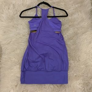 Purple Lululemon tank